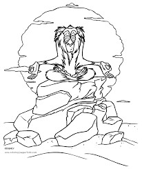 Small Picture Disney Lion King Coloring Book Pages Coloring Coloring Pages