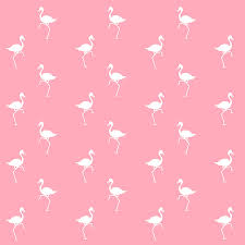 Flamingo Pattern Extraordinary Pink Flamingos Pattern Mixed Media By Christina Rollo