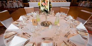 clayton hotel chiswick wedding round table