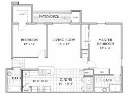 all our floor plans2 bedroom ph 1