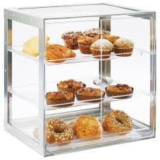Bakery Display Stands Pastry Display Bread Cases KaTom 86