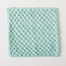 Free Knitting Patterns For Dishcloths Inspiration Honeycomb Stitch Dishcloth Free Knitting Pattern ⋆ Knitting Bee