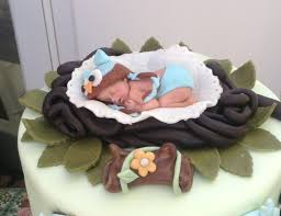How To Make A Baby Shower Cake  The Sugar LaneOwl Baby Shower Cakes For A Girl