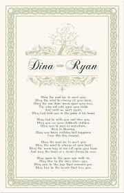 sample wedding program wording tree of life celtic wedding programs irish wedding program wording