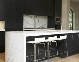 modern black kitchen cabinets. Black Kitchen Cabinets With White Countertops Modern N
