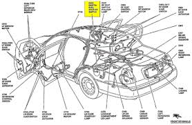 solved where is the fuel shut off switch on a 98 lincoln fixya here is a diagram for your reference