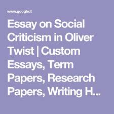 hiv essay paper good health essay thesis in an essay how to  essay on social criticism in oliver twist custom essays term essay on social criticism in oliver
