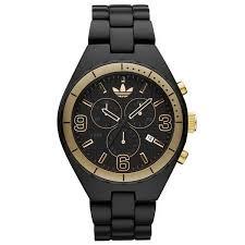newestshop rakuten global market adidas adidas cambridge adidas adidas cambridge cambridge chronograph adh2577 black x gold men s watch