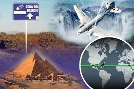 Alien Hq On Earth Found Bermuda Triangle Twin And Ufo Hotspot Zone