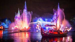 Rivers Of Light Animal Kingdom Times Photo Gallery Disneys Rivers Of Light Nighttime Show