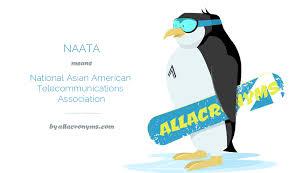 National asians american telecommunications