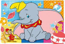 XXL Teile - Dumbo - 40 Teile - CLEMENTONI Puzzle online kaufen