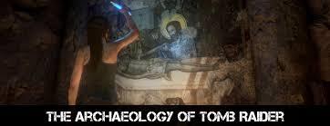 Lara Croft: Relic Run   The Archaeology of Tomb Raider