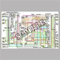 wiring wiring diagram bmw r60 6 r75 6 r90 6 1974