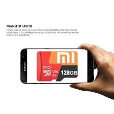 Thẻ Nhớ Xiaomi 100% Chính Hãng Micro Sd 512G Thẻ Nhớ Microsd 256GB 128GB  64GB 32GB Cho Máy Ghi Âm Lái Xe Điện Thoại Thông Minh 100 MB giây