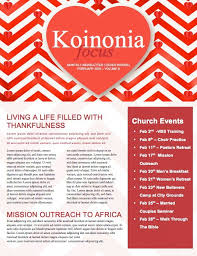 february newsletter template beautiful edit ready church newsletters and newsletter templates