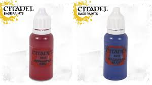Games Workshop Paint Chart Games Workshop Re Releases Entire Citadel Paint Range In
