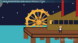 the industrial revolution growth impact video the first industrial revolution causes inventions effects