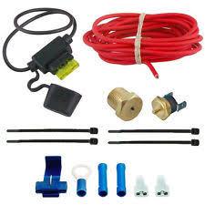 electric fan sensor 180 f degree electric fan thermo switch wiring coolant temp sensor t stat sender