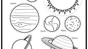 Free Planets Of The Solar System Worksheets Den Work Cursive Planet