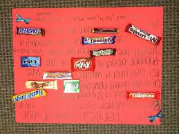 happy birthday poster ideas happy birthday homemade candy bar poster card crafts ideas tierra