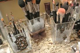 brush holder makeup daily zoom lid diy gl round beads exact size used in sephora displays sold by pound for loveleighbeauty
