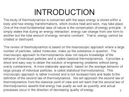 1 Chapter 1 Introduction and Basic Concepts Thermodynamics: An ...