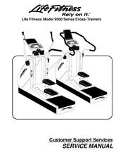 life fitness 9500 series service manual