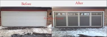 garage door repairsGarage Doors Before and AfterGarage Door Installation  Aladdin Doors