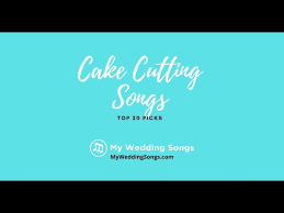 We dare you not to bop along when relistening to each of these sweet, sweet tunes. Cake Cutting Songs Top 20 Picks Youtube