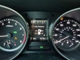 Hyundai Santa Fe Tpms Light Low Tire Pressure Warning Error Hyundai Forums
