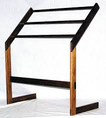 Free Standing Quilt Display Rack Adorable Quilt Display Racks This Beautifully Handcrafted Freestanding Quilt