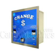 Load Vending Machine Inspiration Buy Platinum Series High Security Dual Bill Changer Rear Load