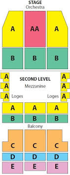 Barbara B Mann Seating Chart Seating Charts Barbara B Mann Performing Arts Hall