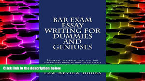online law review books bar exam essay writing for dummies and 00 19