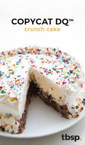 Copycat Dairy Queen Ice Cream Cake Recipe Beccas Bakery Diy