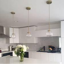 globe solid brass glass pendant light modern bathroom throughout ideas 18