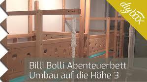 Billi Bolli Anleitung Zum Umbau Von H He 2 Auf H He 3 Youtube