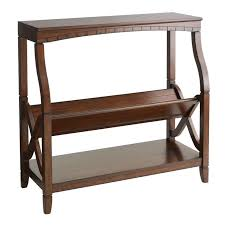 pier 1 imports home office. bookseller low shelf mahogany brown pier 1 imports home office