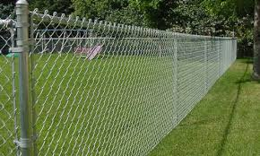 chain link fence installation. Modren Chain 1  Intended Chain Link Fence Installation