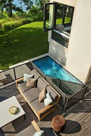 Backyard Pool Designs Landscaping Pools Impressive Outdoors Smart Backyard Idea With Tiny Pool And Wooden Patio With