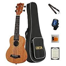 """30 best ukulele reviews 2019 best ukulele brands """"best ukeleles this ukulele is designed as a soprano instrument measuring 21 inches in overall body size and length the ubeta us 041 ukulele features an all inclusive"""