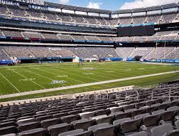 Metlife Stadium Section 116 Seat Views Seatgeek