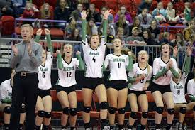 State volleyball: Ramblers have to settle for silver in Green Bay   Sports    leadertelegram.com