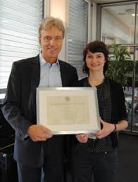 Kirsten Rabitsch Award 2011 goes to Constance Richter