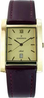 ROZETKA   Мужские <b>часы Romanson TL0226SXG GD</b>. Цена ...