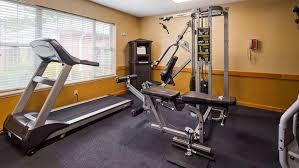 best western west greenwich inn fitness center
