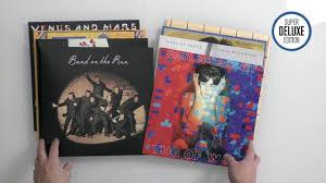 <b>Paul McCartney's</b> 2017 <b>coloured</b> vinyl reissues unboxed - YouTube