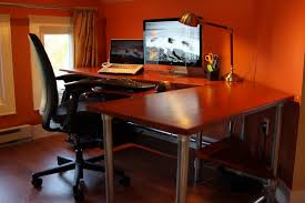 amazing of ergonomic computer desk latest home design inspiration with diy ergonomic computer desk revisited