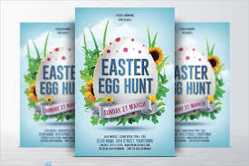 35 Easter Flyer Templates Free Premium Download
